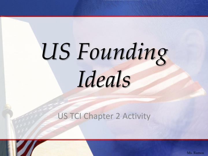us founding ideals n.
