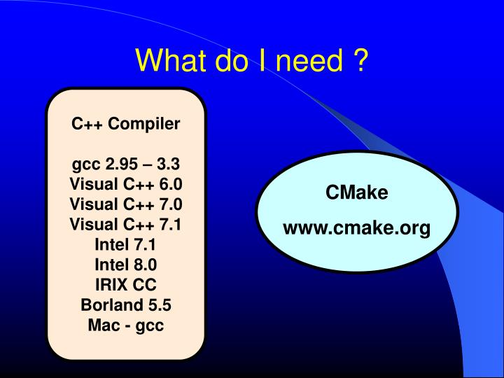 C++ Compiler