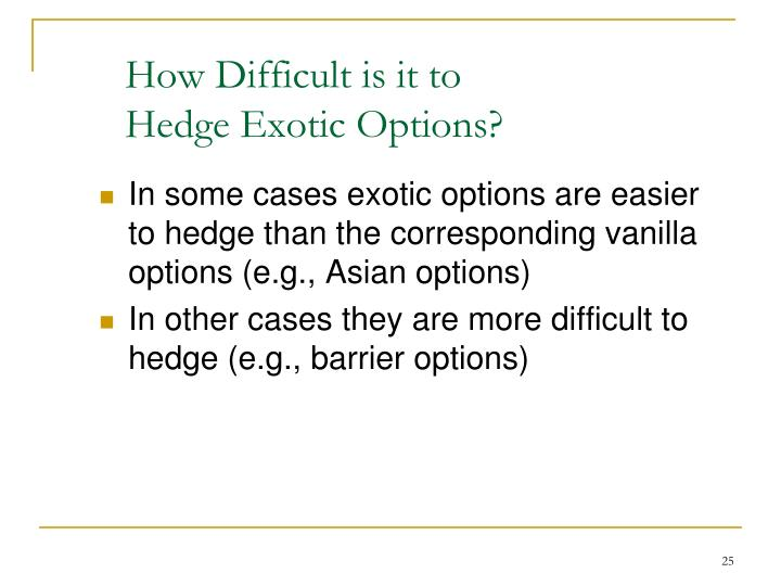 How Difficult is it to