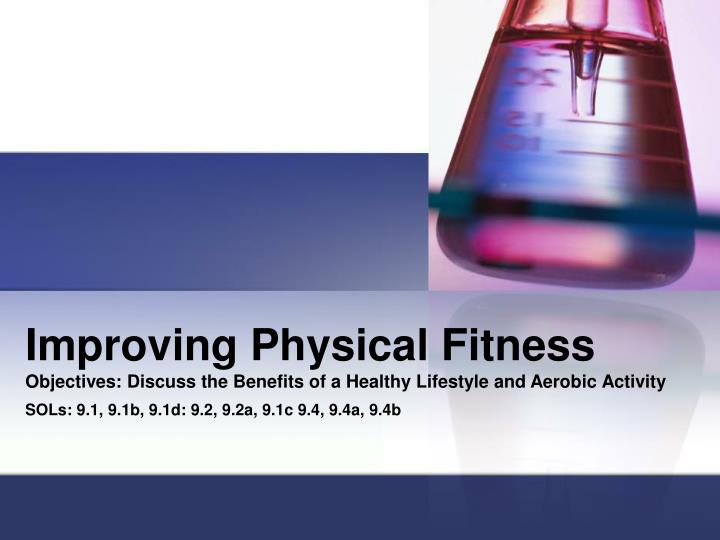 Improving Physical Fitness