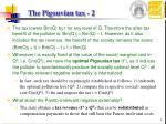 the pigouvian tax 2