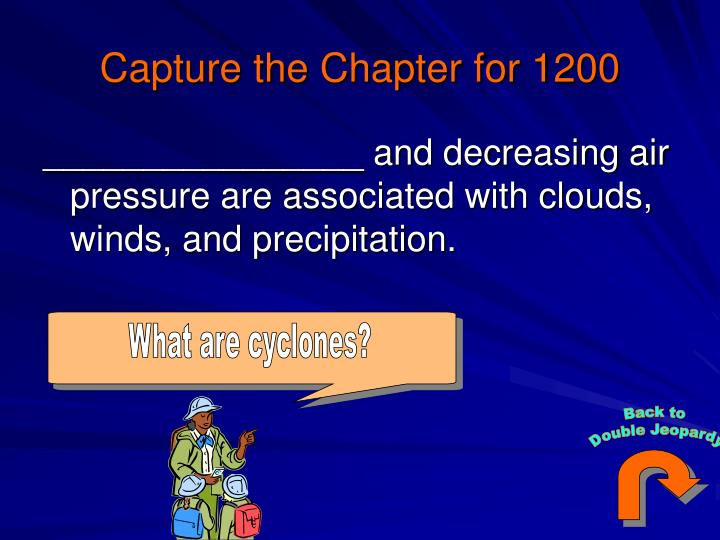 What are cyclones?