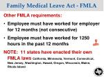 family medical leave act fmla2