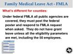 family medical leave act fmla3
