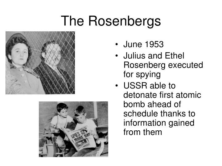 The Rosenbergs