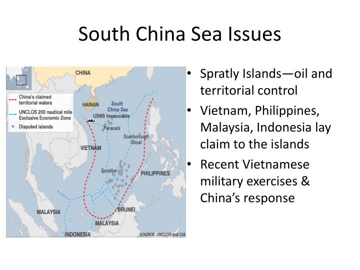 South China Sea Issues