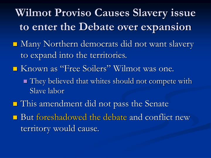 slavery a hotly debated issue amongst Our legacy - the civil war recovery from plague, flood and fires came none to soon what proved to be a more formidable setback, the war between the states, now threatened houston's progress although slavery had become a hotly debated national issue, it was only a.