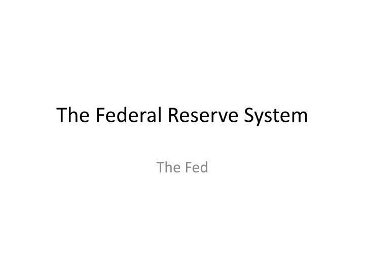 federal reserve presentation Disclaimer: the views expressed are those of the presenters and do not  necessarily reflect those of the federal reserve bank of dallas or the federal  reserve.