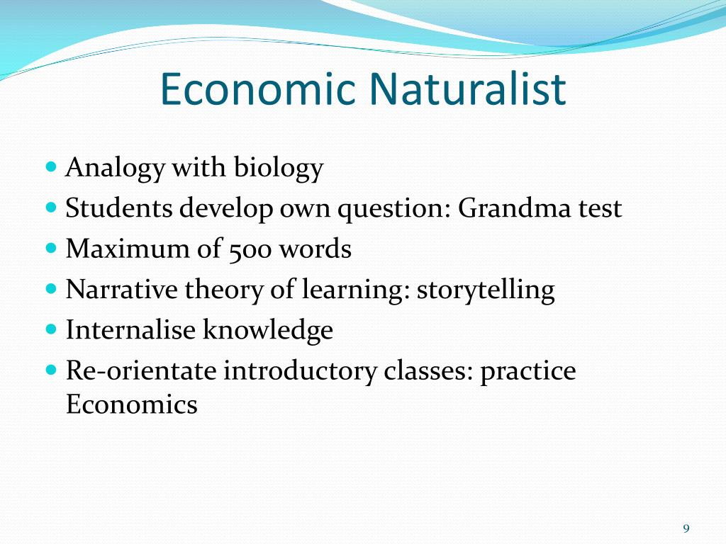the economic naturalist in search of explanations for everyday enigmas pdf