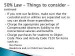 50 law things to consider continued6