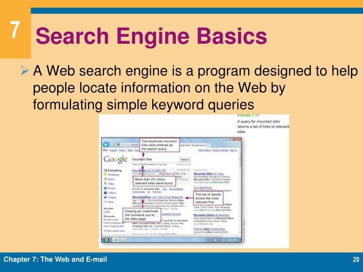 Search Engine Basics