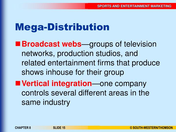 Mega-Distribution
