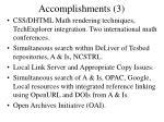 accomplishments 3