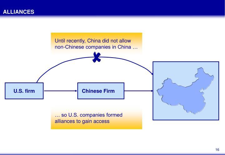 U.S. firm