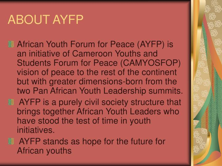 About ayfp