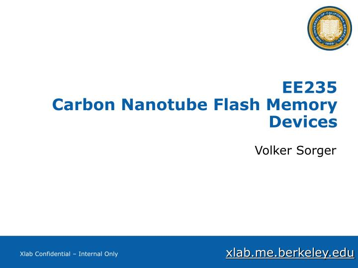 ee235 carbon nanotube flash memory devices n.