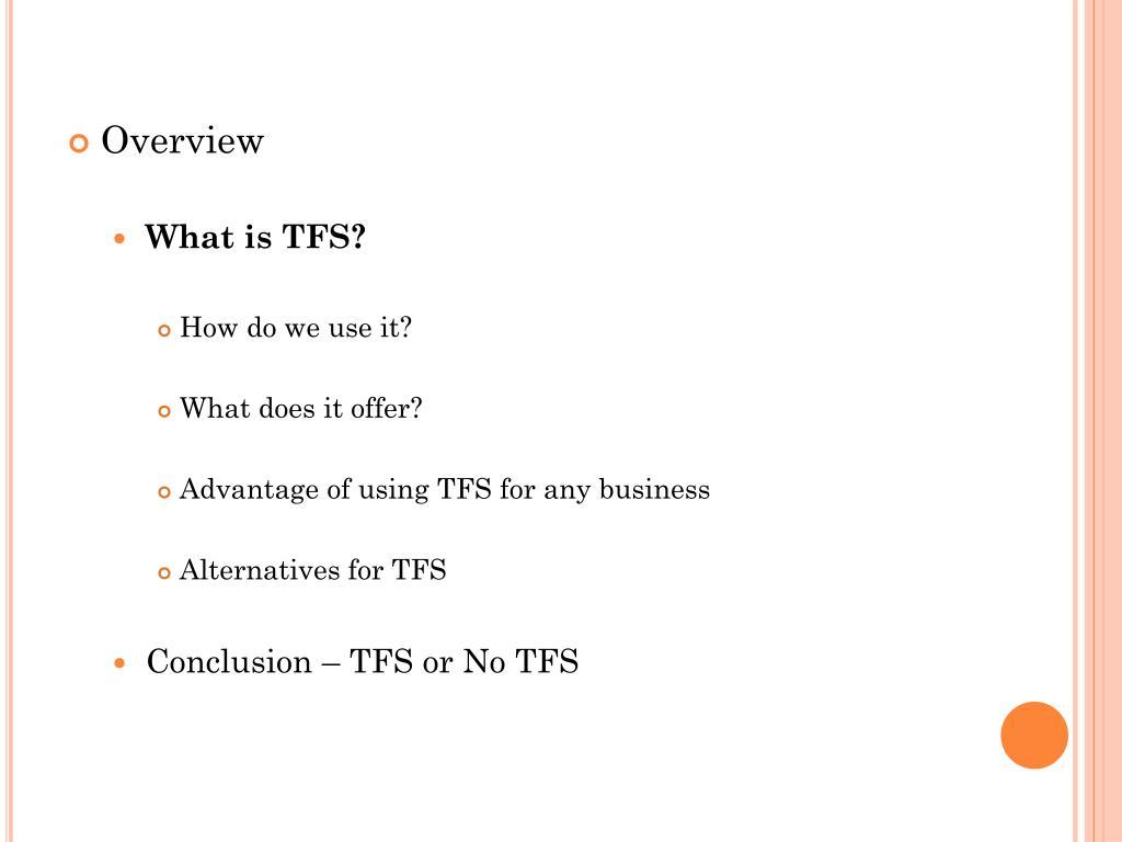 PPT - Team Foundation Server in Development PowerPoint