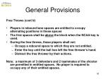 general provisions4