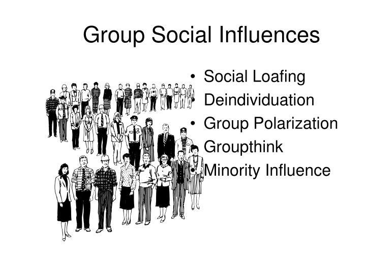 Group Social Influences