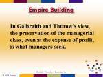 empire building7