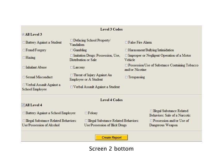 Screen 2 bottom