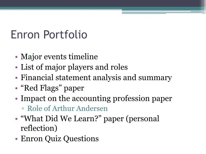 """enron financial statement case The enron case ppt d01765g vol 2rev1 2014 financial statement enron scandal - wikipediapdf  for 9 months of 2001 citing that it would represent """"true economic value"""" enron became the first non-financial company to use the method to account for its complex long-term contracts  documents similar to enron presentation enron case."""