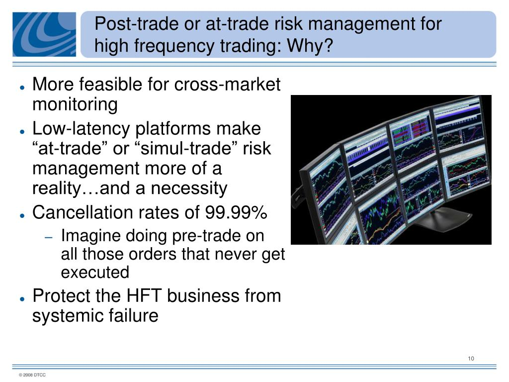 High Frequency Trading Update and Overview