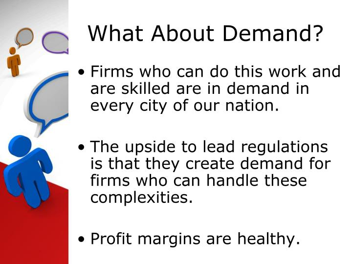 What About Demand?
