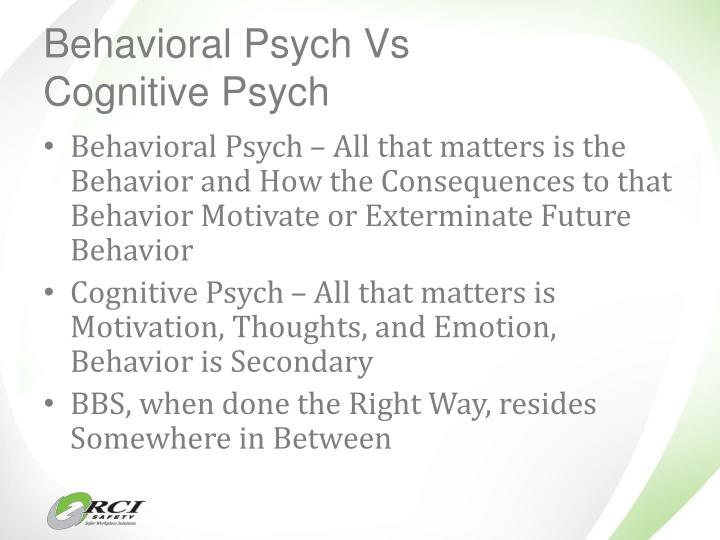 Behavioral Psych