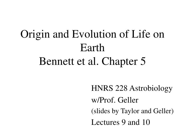 origin and evolution of earth Written by robert m hazen, the great courses, narrated by robert m hazen download the app and start listening to the origin and evolution of earth today - free with a 30 day trial.