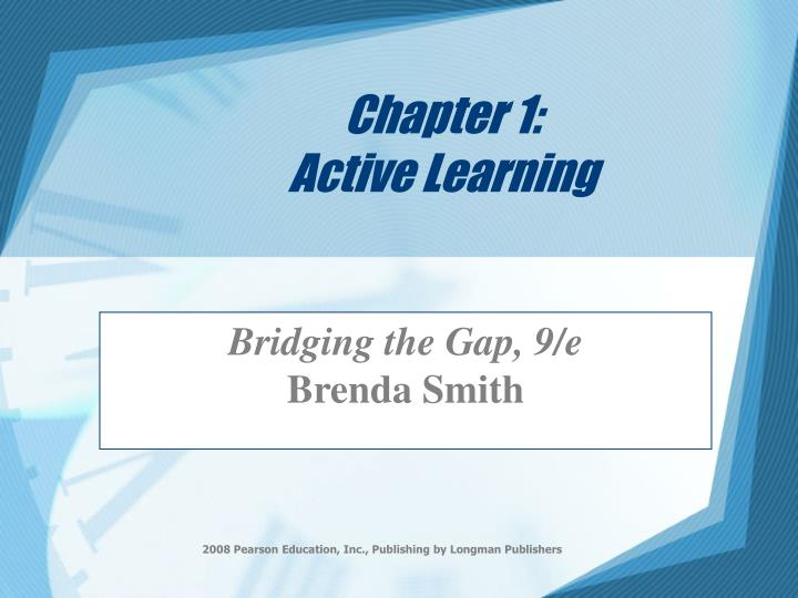 chapter 1 active learning n.