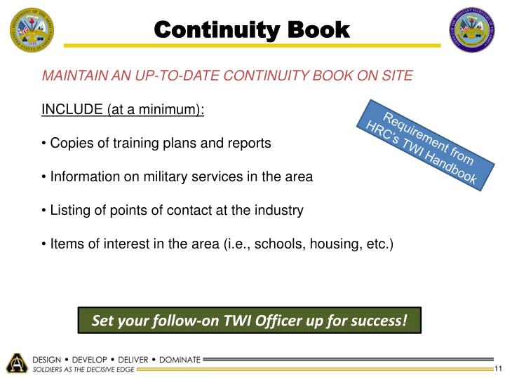 continuity book army template - continuity book army template choice image template