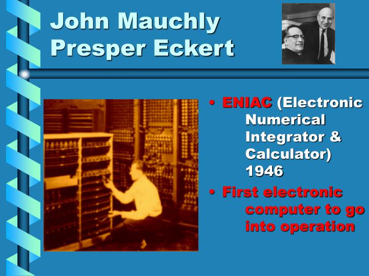 John Mauchly