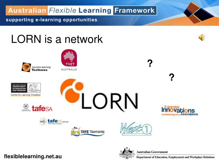 Lorn is a network