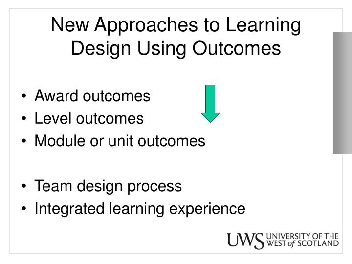 how to write learning outcomes in higher education