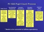 pi 1563 pupil count process