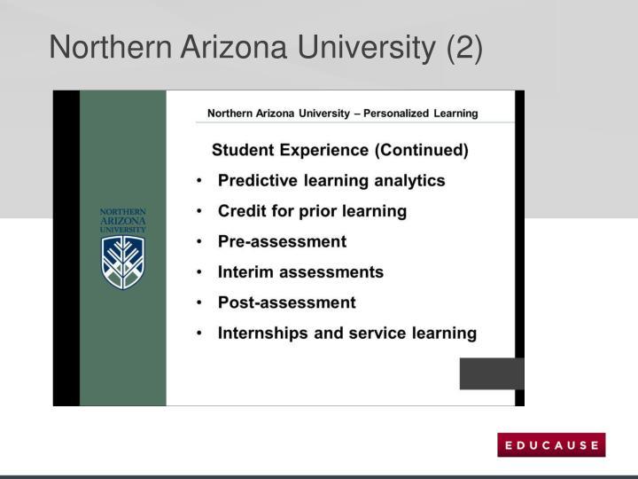 Northern Arizona University (2)
