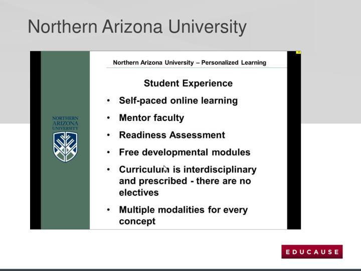 Northern Arizona University