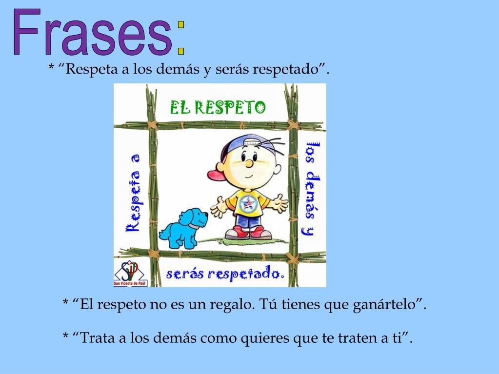 Ppt Respeto Y Tolerancia Powerpoint Presentation Free
