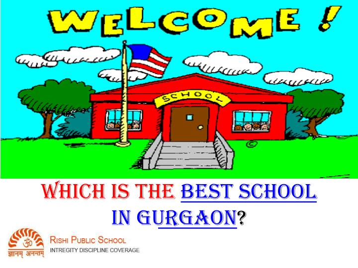 Which is the best school in gurgaon