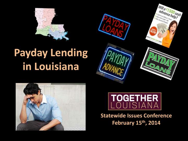 payday lending in louisiana n.