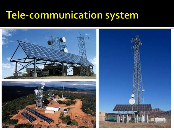 Tele-communication system