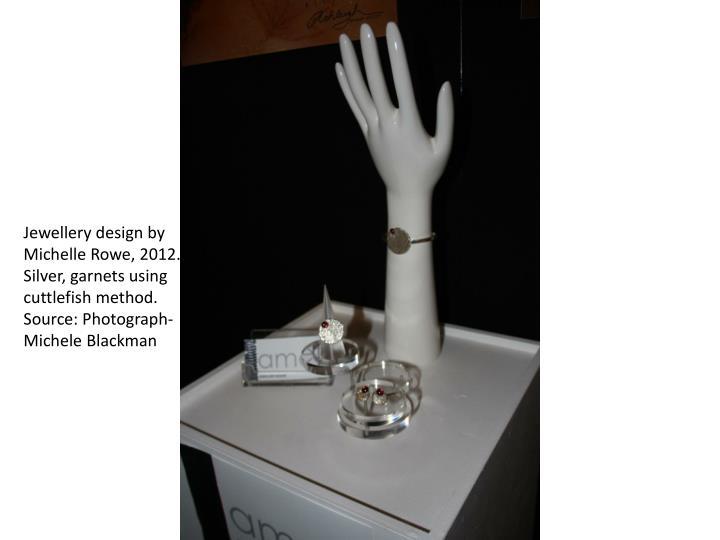 Jewellery design by