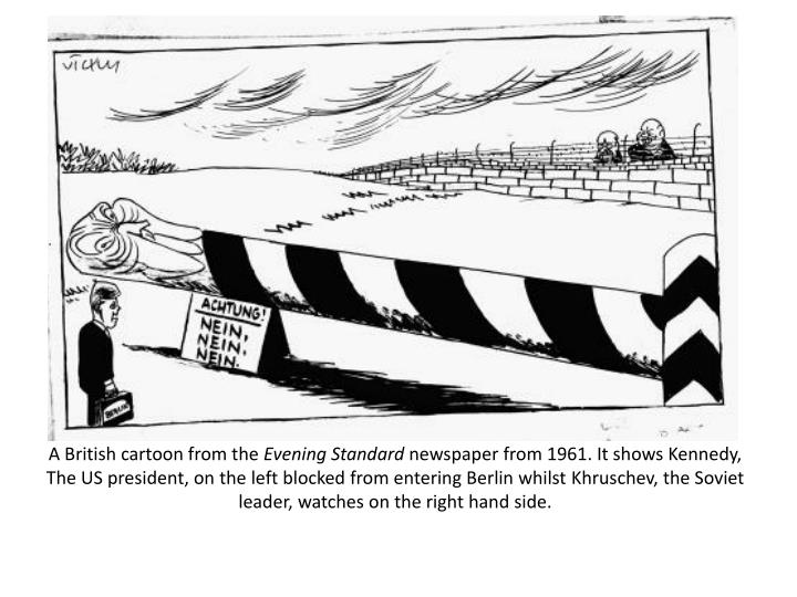 A British cartoon from the