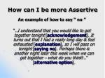 how can i be more assertive5