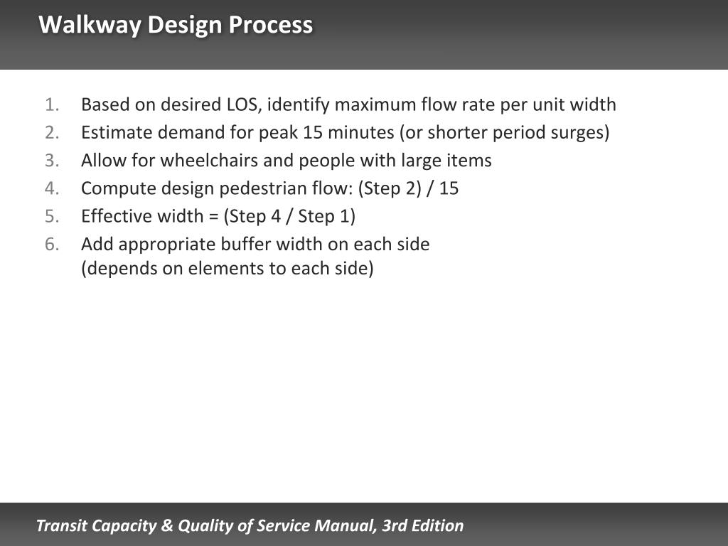 PPT - Station Capacity PowerPoint Presentation - ID:1764523