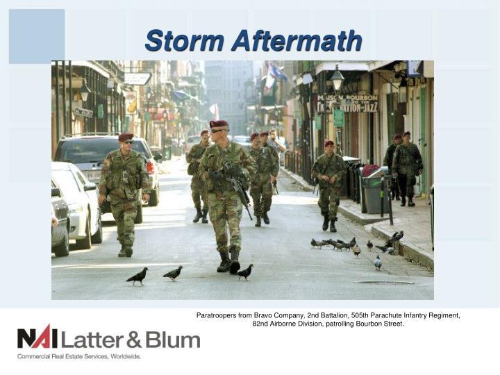 Storm Aftermath