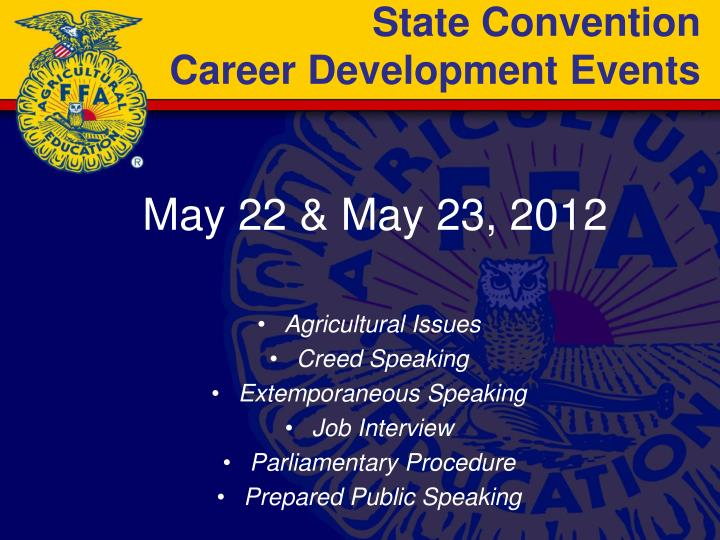 State Convention