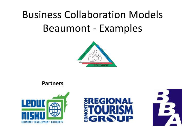 Business Collaboration Models