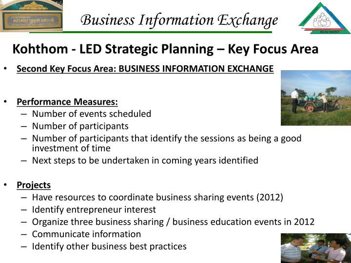 Business Information Exchange